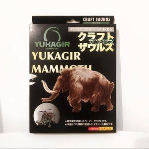 Woolly Mammoth Model Set